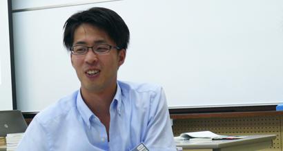 Iターン榊原さんのインタビュー