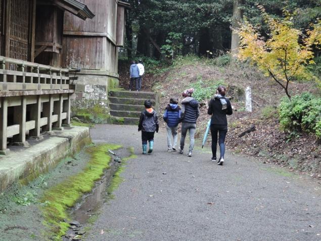 日光神社を散策