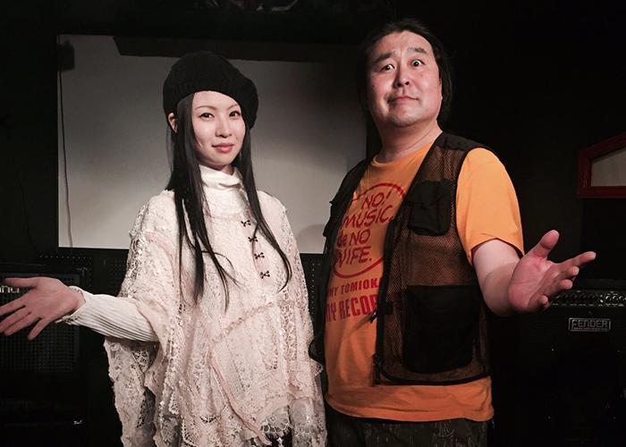 トミー富岡先生&華月祥先生